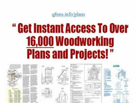 workbench plans pergola