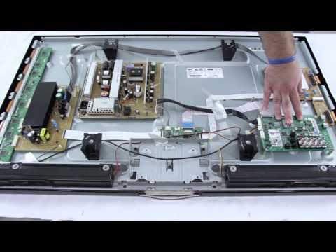 Reparar / arreglar TV LCD Revision - Problemas comunes. sintomas. reparaciones subtítulos en español