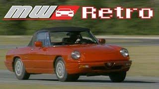 1991 Alfa Romeo Spider Veloce | Retro Review