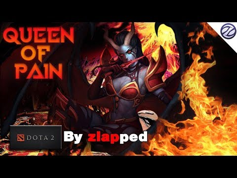 Insan1a Coaching Zlapped Queen Of Pain Mid
