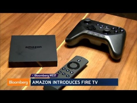 Amazon FireTV: Where Was Jeff Bezos?