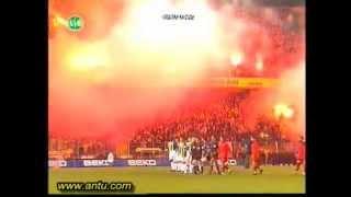 Amazing Fenerbahce Fans HELL ATMOSPHERE FENERBAHÇE ULTRAS !