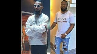PHYNO BUYS A MONKEY FOR HIS FRIEND HUSHPUPPI......WATCH
