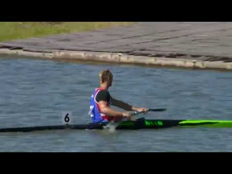 Racice 2013 Canoe Sprint World Cup 2. K1 200m Men