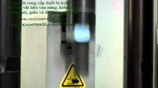 Đo độ dai va đập Izod theo ASTM D256 Instron 9250HV