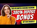 Las Atlantis Casino Review 🕵️♀️ Can One Really Recover These Treasures? 🔑