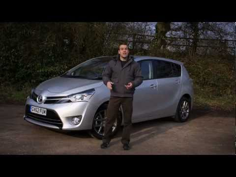 2013 Toyota Verso - Which? first drive