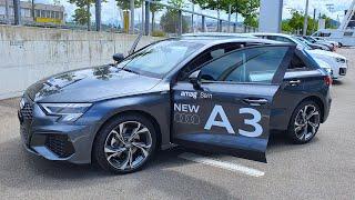 New Audi A3 Sportback S Line 2020 Review Interior Exterior