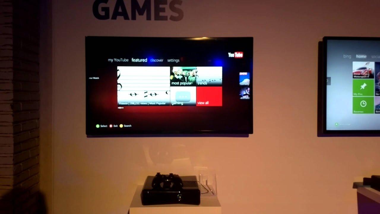 Xbox Smart Glass Youtu...