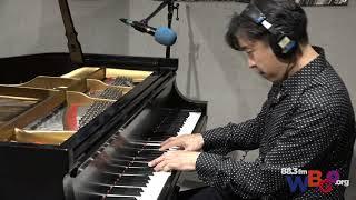 """小曽根真 (Makoto Ozone) - 米WBGO Radioが""""Time Thread""""など2曲のライブ・セッション映像を公開 thm Music info Clip"""