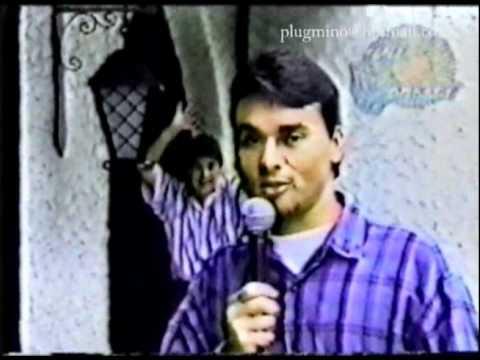 Figuras de la televisión y sus momentos divertidos, 1996.