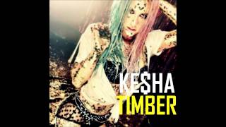 Ke$ha Video - Ke$ha - Timber (Solo Remix) [Audio]
