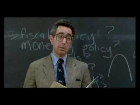 Ferris Bueller: Ben Stein Takes Attendance for 10 Minutes.