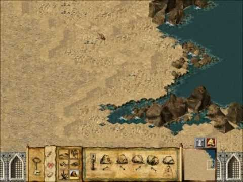 Stronghold Crusader - The Full Creation Of The Map In The Editor How To Save Money And Do It Yourself!