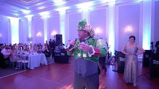 Jason Kelce Superbowl Wedding Speech