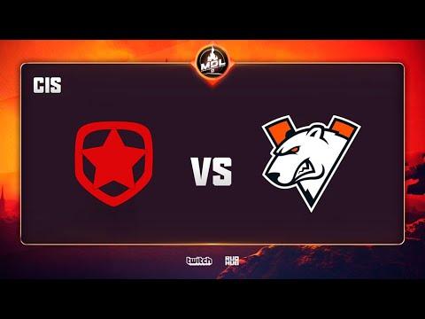 Gambit Esports vs Virtus.pro, MDL Disneyland® Paris Major CIS QL, bo3, game 3 [Lex & 4ce]