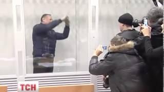 Єфремова випустили під заставу - (видео)