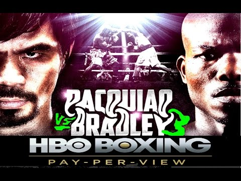 Manny Pacquiao vs Tim Bradley 3 HBO Boxing PPV Fight Prediction !! Canelo or Mayweather Next ??