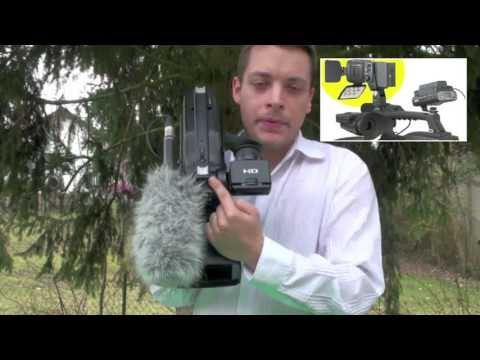 SONY HXR-MC2000E Unboxing / Review #3