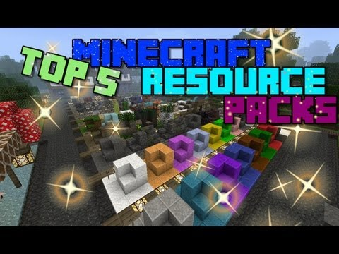 Minecraft 1.7.8: Top 5 Texture Packs / Resource Packs [German/HD] + Download!