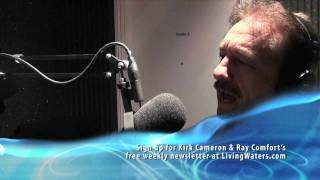 Behind the Scenes with Ray Comfort