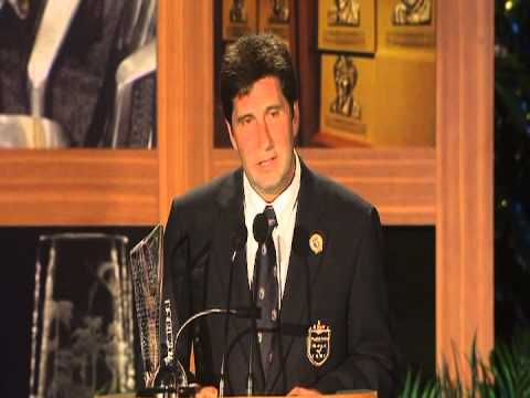2009 Induction: José María Olazábal Presented by Seve Ballesteros