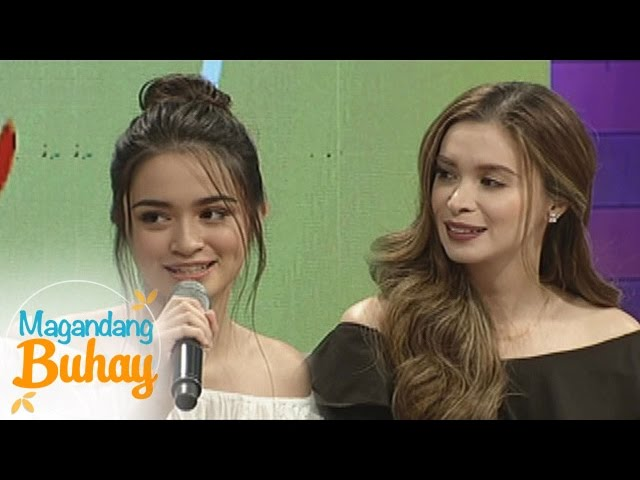 Magandang Buhay: Sunshine is very proud of her daughter Angelina