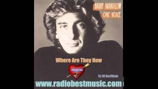 Watch Barry Manilow Where Are They Now video