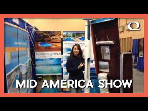 Mid America Show  Thursday Pools LLC Fiberglass Pool Anchoring System