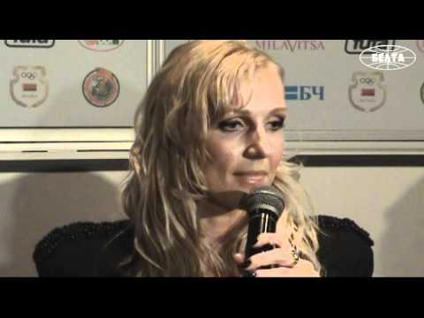 Елена Левченко - лучшая центровая чемпионата мира 2010