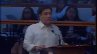 6 Migs Zubiri Objected To Trillanes Proposal Investigate The Rumors