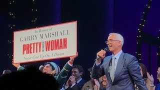 Pretty Woman On Broadway -- Garry Marshall Tribute Curtain Call