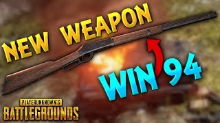 NEW Weapon Win94 (Winchester) is OP..!! | Best PUBG Moments and Funny Highlights - Ep.101