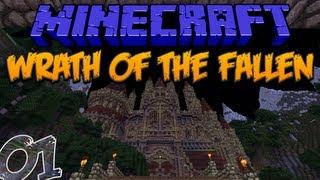 Wrath Of The Fallen 01 It Begins