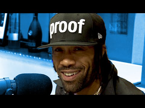 Redman Interview At The Breakfast Club Power 105.1 (11/12/2015)