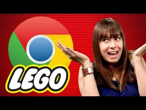 Google and LEGO Team Up: Build in Chrome! - Tekzilla Daily Tip