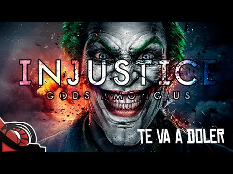 TE VA A DOLER | Injustice: God among us - VS None