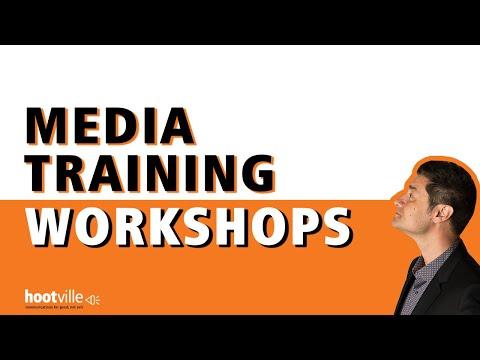Speak Savvy Media Training