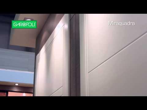 GAROFOLI Group doors - Miraquadra collection (en)