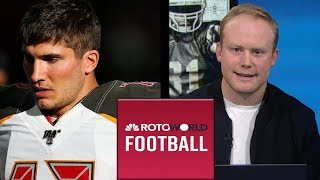 NFL Week 15 Fantasy Football Bad Beats, Week 15 Waiver Wire | Rotoworld Football Podcast