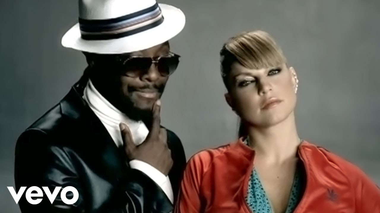 Black Eyed Pea Costume The Black Eyed Peas my Humps
