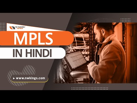 Mpls in Hindi - Multiprotocol label switching - Free CCNA training -  Part 1