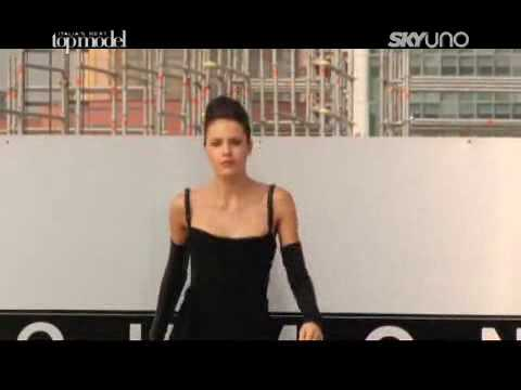 Italia's Next Top Model 3 - Episode 3 - Challenge