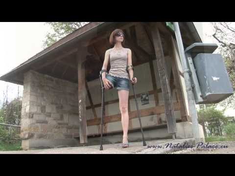 Amputee Nina in a devotees dream - 00:53