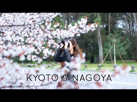 Japan Travel Diary: Kyoto & Nagoya | TRYTRYTRY