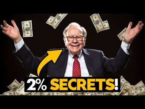 Warren Buffett's Top 10 Rules For Success (@WarrenBuffett)