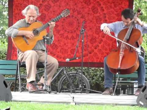 Pedro Soler&Gaspar Claus @ Festival Rhizomes