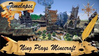 Minecraft Lets Play Timelapse