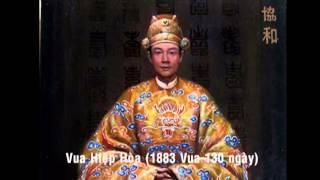 Chân Dung Các Vua Nhà Nguyễn (1802 - 1945)