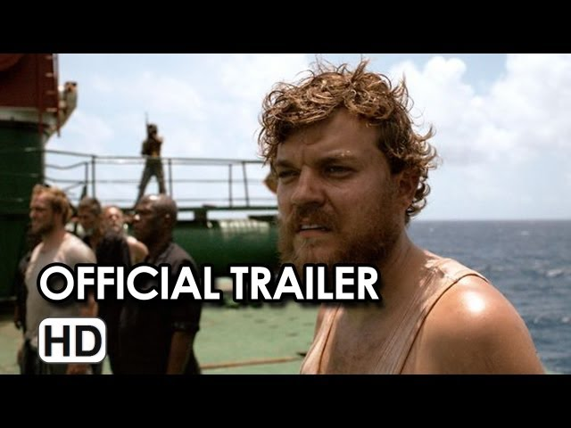 A Hijacking Official Trailer (2013) - Tobias Lindholm Movie